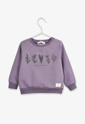 Sweater - mauve