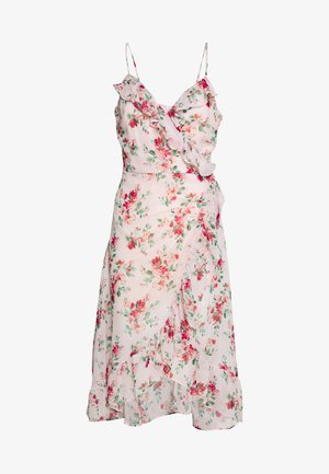 Day dress - powder pink