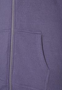 Urban Classics - Zip-up hoodie - dusty purple - 2