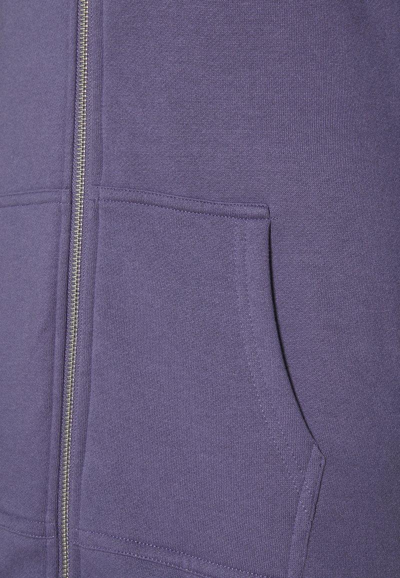Urban Classics Sweatjacke - dusty purple/lila uFa7M8