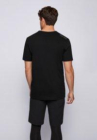 BOSS - TEE - T-shirt basic - black - 2