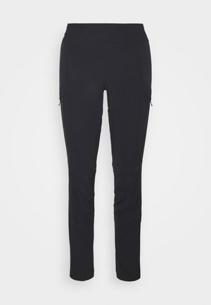 SABRIA WOMEN'S - Outdoor trousers - black