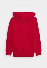 Levi's® - Felpa con cappuccio - red - 1
