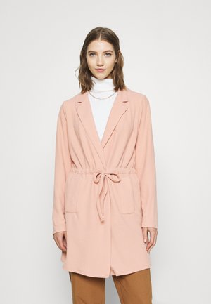 VIANTIA JACKET - Short coat - misty rose