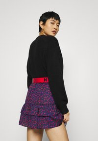 NIKKIE - SINCLAIR SKIRT - Mini skirt - rough red - 3