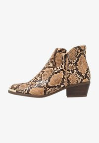 Anna Field Select - LEATHER ANKLE BOOTS - Tronchetti - brown - 1