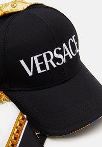 Versace - UNISEX - Kšiltovka - black/fuxia - 4