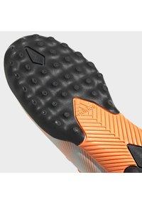 adidas Performance - NEMEZIZ .3 TURF - Astro turf trainers - ftwwht/cblack/scrora - 11