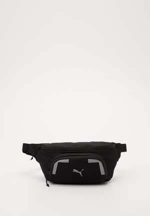 LARGE WAISTBAND - Across body bag - black