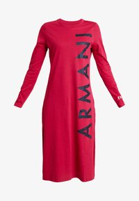 Armani Exchange - Jersey dress - rossana - 5