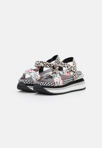Gioseppo - Platform sandals - multicolor - 2
