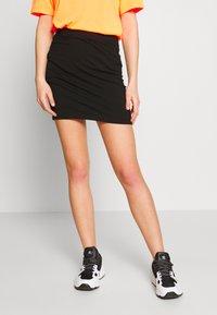 Even&Odd - 2 PACK - Minifalda - grey/black - 2
