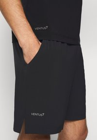 EA7 Emporio Armani - TUTA SPORTIVA SET - Shorts - black - 7