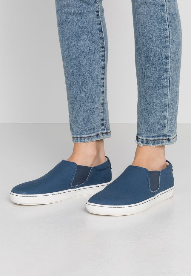 BARRIE - Mocassins - navy