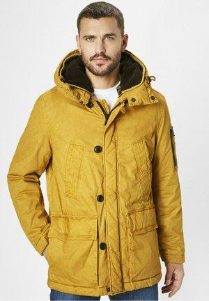 ALASKA - Winter coat - dark yellow
