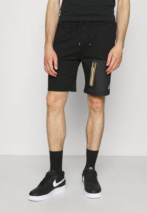 LE VARI GONTRAND UNISEX - Teplákové kalhoty - black