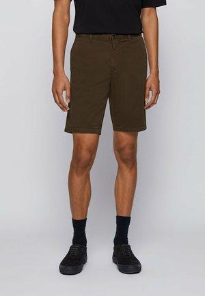 SCHINO - Shorts - open green