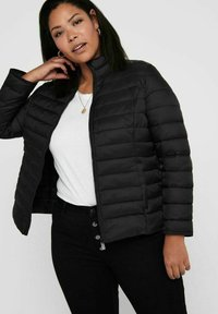 ONLY Carmakoma - Winter jacket - black - 3