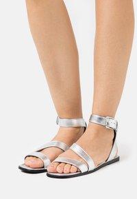 Even&Odd - Sandals - silver - 0