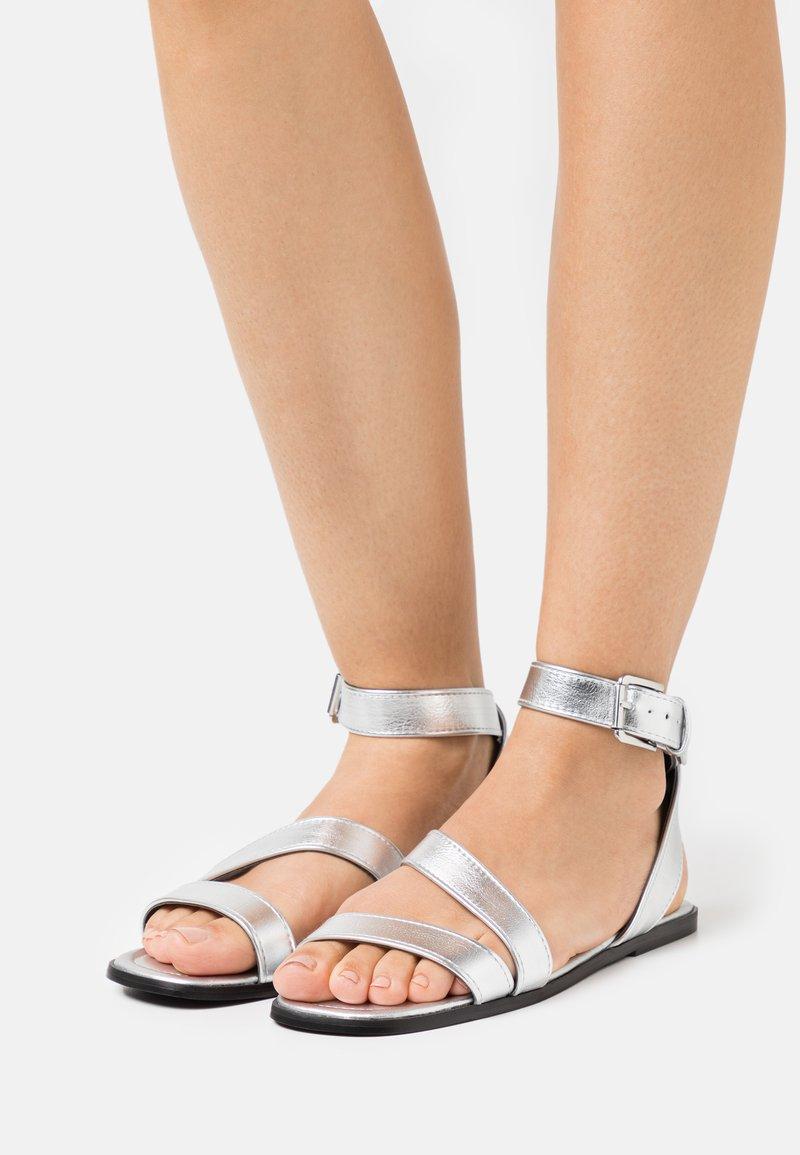Even&Odd - Sandals - silver