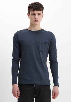 Pitkähihainen paita - midnight blue