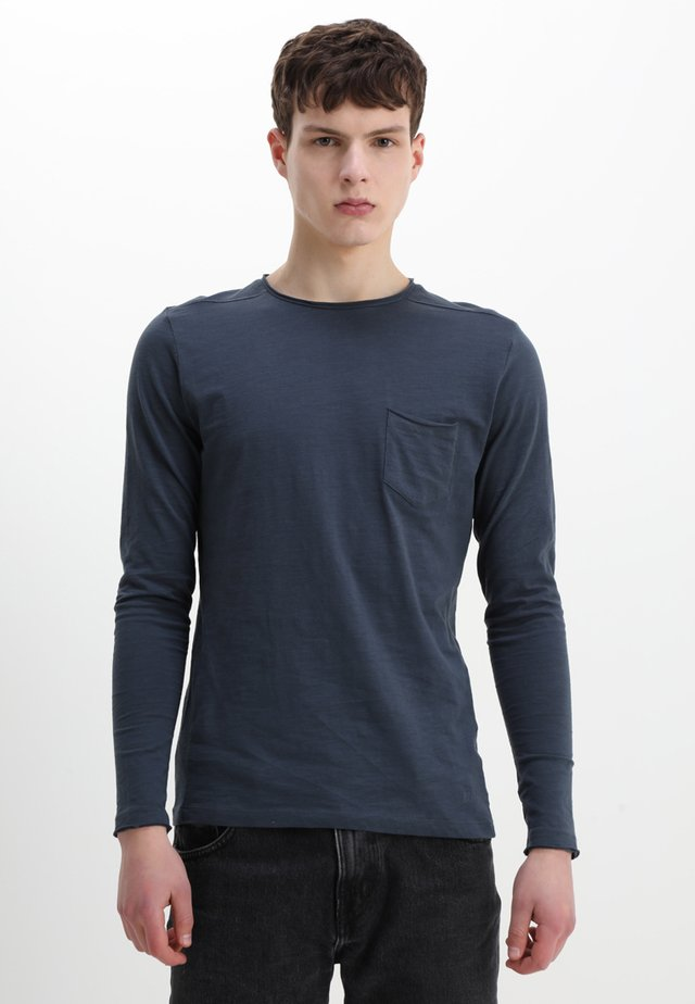 T-shirt à manches longues - midnight blue