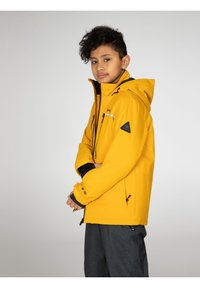Protest - Lyžařská bunda - dark yellow - 5