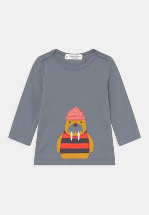LUNA BABY - Long sleeved top - stone blue