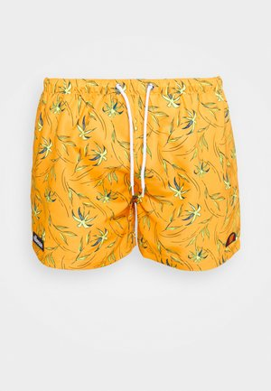 MANDRO - Swimming shorts - orange