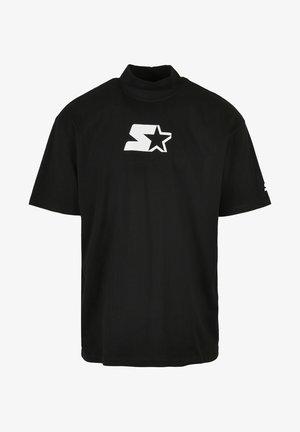 HIGH MOCK  - T-shirt print - black