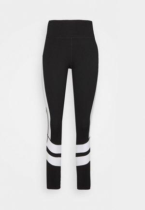 PANELLING LEGGINGS CORE - Leggings - black