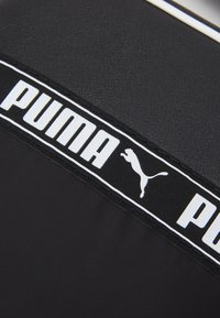 Puma - CAMPUS PORTABLE - Taška spříčným popruhem - black - 3
