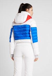 Toni Sailer - MURIEL - Skijacke - white/red/blue - 2