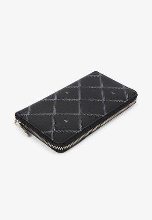 Wallet - black/grey