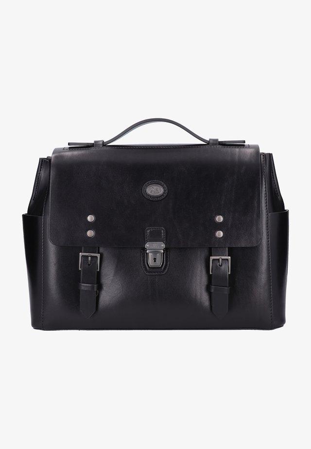 LORENZO  - Briefcase - nero