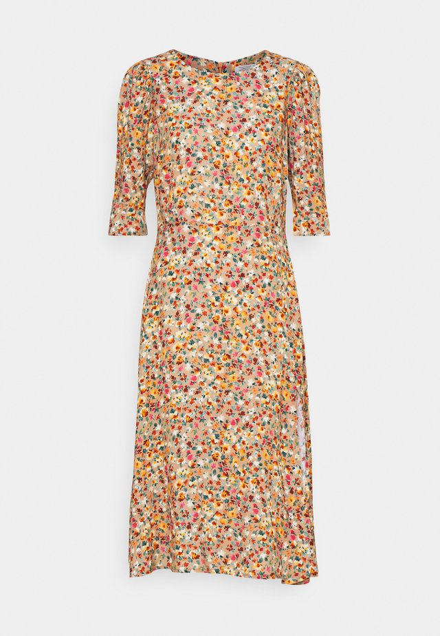 Day dress - multicolor