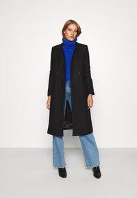 IVY & OAK - COAT - Zimní kabát - black - 1