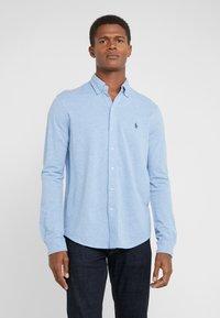 Polo Ralph Lauren - LONG SLEEVE - Shirt - jamaica heather - 0
