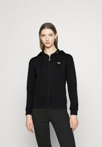 Fila - Zip-up hoodie - black - 0