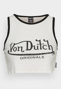 Von Dutch - ASHLEY - Top - offwhite - 6