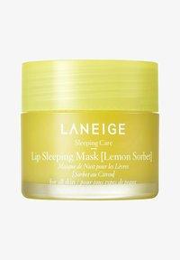 lip sleeping mask lemon sorbet