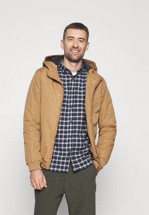 BELCHER - Light jacket - brown