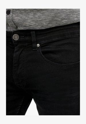 MIT HYPERSTRETCH - Jeans Skinny Fit - black