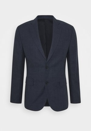 HOPPER BLAZER - Suit jacket - mid blue