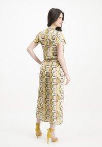 Nicowa - Jumpsuit - yellow - 1