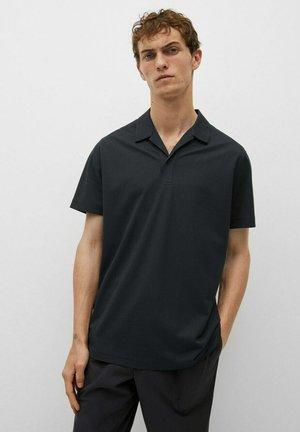 BOWLING KRAGE - Polo shirt - oljeblå