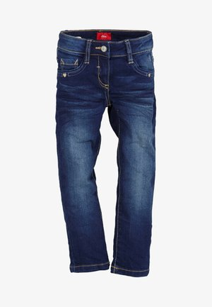 KATHY - Slim fit jeans - blue denim
