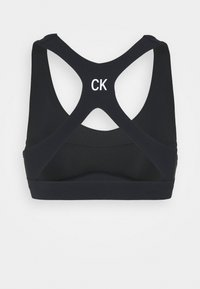Calvin Klein Swimwear - CORE POOL BRALETTE - Bikini top - black - 7