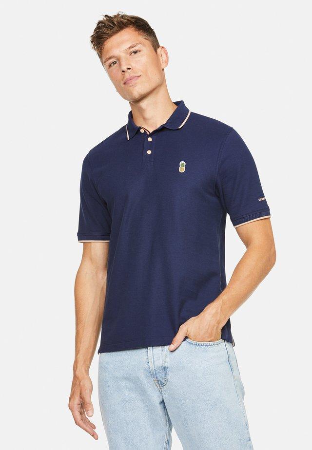 DORIAN - Poloshirt - dunkelblau