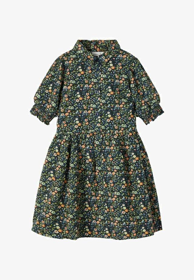 Sukienka koszulowa - dark sapphire
